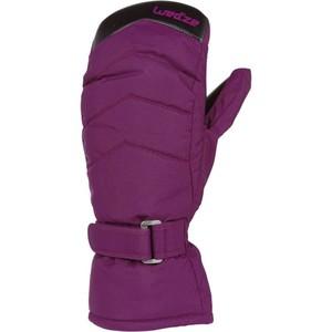 WED´ZE Skihandschuhe Fäustlinge Slide 300 Erwachsene violett, Größe: XS