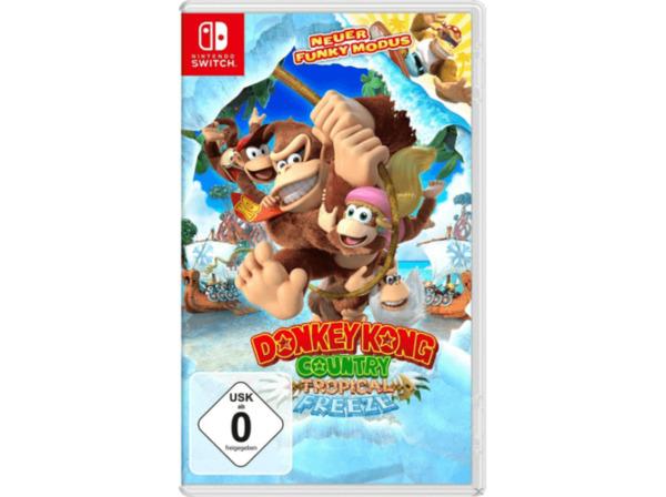 Donkey Kong Country: Tropical Freeze [Nintendo Switch]