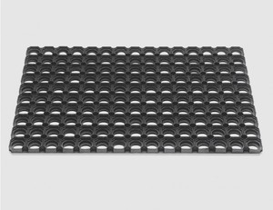 Fußmatte Gummiwaben