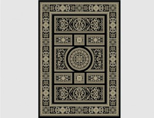 Teppich Beluchi schwarz