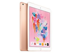 Apple iPad mit WiFi, 32 GB, 2018, gold