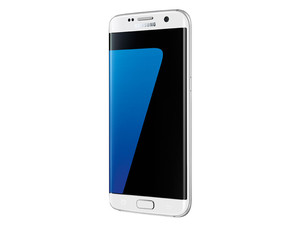 Samsung Galaxy S7 edge, 32 GB, weiß