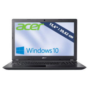 Acer Aspire 3 A315-31-P4ML · HD-Display mit LED-Backlight · Intel® Pentium® Prozessor N4200 (bis zu 2,5 GHz) · Intel® HD Graphics 505 · USB 2.0, USB 3.0