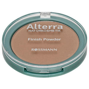 Alterra Finish Powder 02 Medium