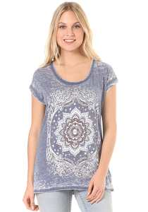 Billabong All Night - T-Shirt für Damen - Blau