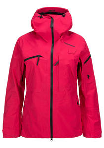 Peak Performance Alpine - Outdoorjacke für Damen - Lila
