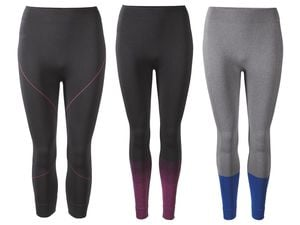 CRIVIT® Damen Funktionsleggings