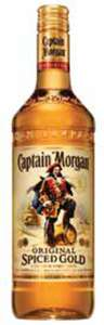 Captain Morgan Spiced Gold oder White Rum