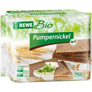 REWE Bio Pumpernickel 250g