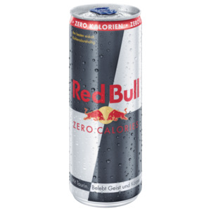 Red Bull Zero Calories Energy Drink 0,25l