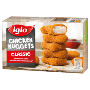 Iglo Gold Nuggets 250g