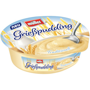Müller Grießpudding traditionell 200g