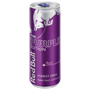 Red Bull Energy Drink Purple Edition 0,25l