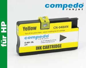 HP 951XL gelb Tintenpatrone Compedo