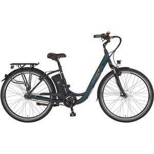 E-Bike Alu-City 26 GENIESSER e8.6 inklusive 2. Akku und Seitenpacktasche Prophete