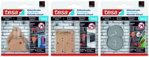 Klebeschraube Mauerwerk, dreieckig, hält Objekte bis zu 10,0 kg, 2 Stück Tesa