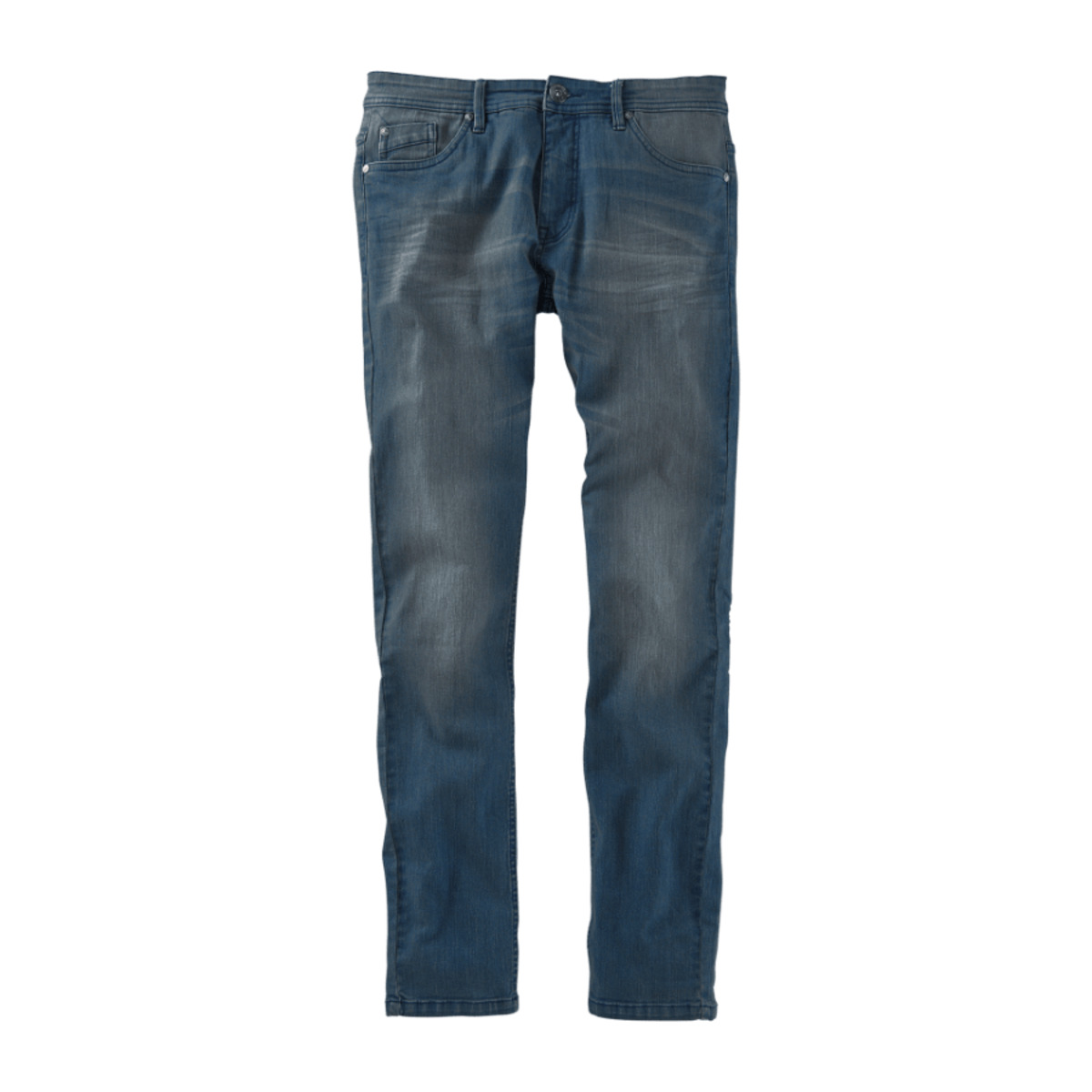 Bild 2 von STRAIGHT UP  	   Super Stretch Jeans