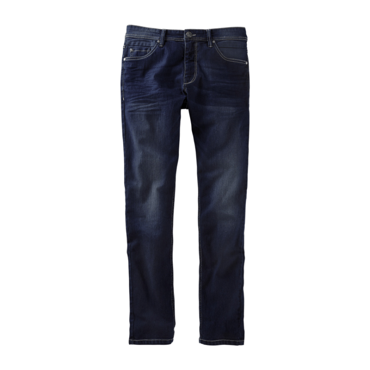 Bild 3 von STRAIGHT UP  	   Super Stretch Jeans