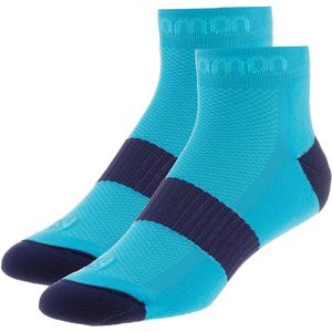 Salomon Doppelpack Ultra Wandersocken