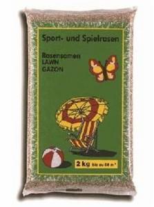 Stroetmann Rasensaatgut für ca. 80 qm ,  Sport- und Spielrasen