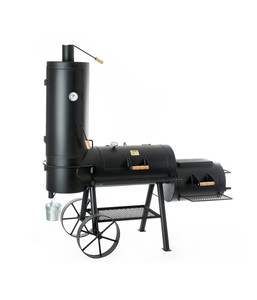 Rumo BBQ Barbeque Smoker 16'' Chuckwagon