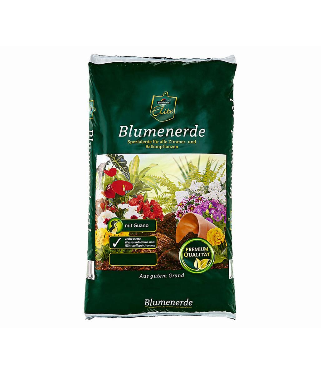 Bild 2 von Dehner Premium Blumenerde, 120 x 20 Liter