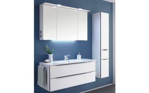 Pelipal - Bad-Einrichtung Solitaire 6025 in weiß matt