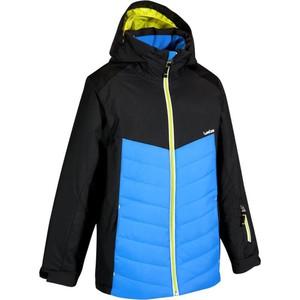WED´ZE Skijacke 300 Jungen blau/schw., Größe: 6 J. - Gr. 116