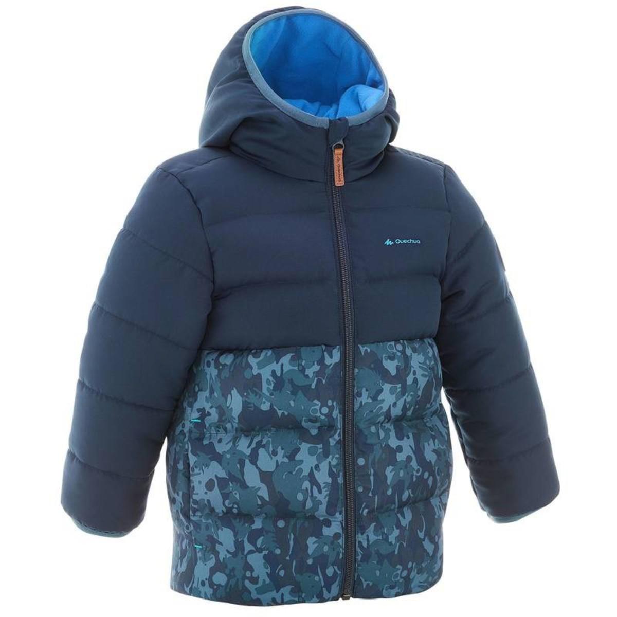 Bild 1 von QUECHUA Wattierte Jacke X-Warm Kinder blau, Größe: 2 J. - Gr. 86