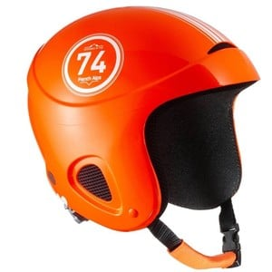 WED´ZE Skihelm H 400 Kinder orange, Größe: 48-52 CM