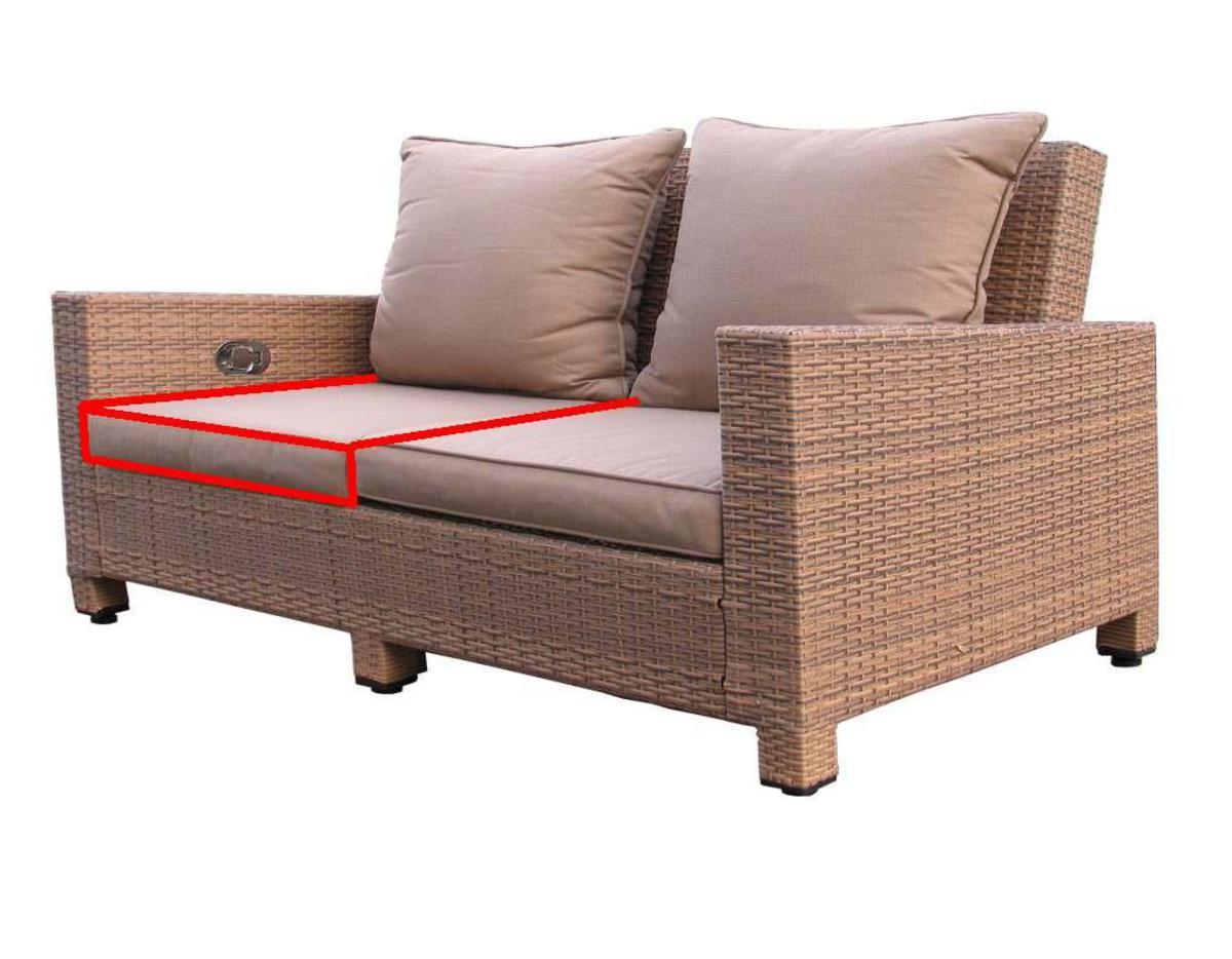 Bild 3 von Famous Home Sitzkissen zu 3er Lounge Sofa 91x68x10cm
