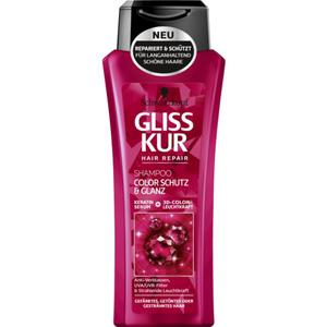 Gliss Kur Hair Repair Shampoo Color Schutz & Glanz 0.80 EUR/100 ml