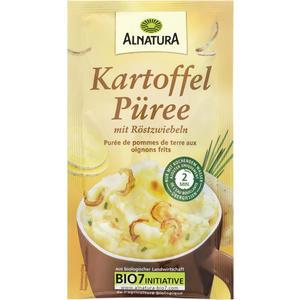 Alnatura Bio Kartoffel Püree mit Röstzwiebeln 2.00 EUR/100 g
