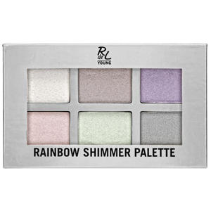 RdeL Young Rainbow Shimmer Palette 01 last unicorn