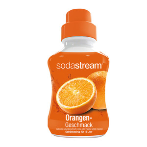 "Sodastream Sirup ""Orange"""