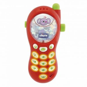 Babys Fotohandy rot Chicco