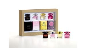 VERSACE Miniaturen Set Damen