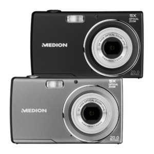 MEDION LIFE E44007  	   20 MP Digitalkamera