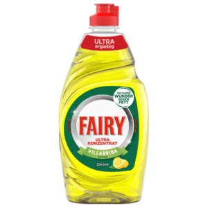 Fairy Spülmittel Ultrakonzentrat Zitrone 450ml