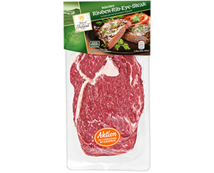 Taste of Ireland Irisches Rinder-Rump­steak oder Rib-Eye-Steak