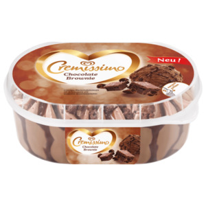 Cremissimo Chocolate Brownie Eis 900ml