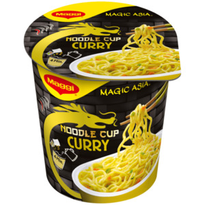 Maggi Magic Asia Noodle Cup Curry 65g