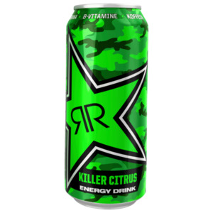 Rockstar Killer Citrus Energy Drink 0,5l