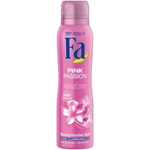 Fa Deospray Pink Passion 48 150ml