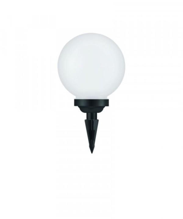 TrendLine LED Solar Kugelleuchte ,  mit 2 weissen LED