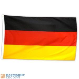 GAH Alberts Deutschlandfahne 90 x 150 cm