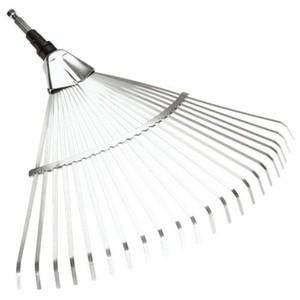 Gardena CS.-Fächerbesen 50 cm breit Federstahlzinken (3102-20)