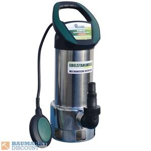 Mr. Gardener Schmutzwasser Tauchpumpe SP 19000 INOX