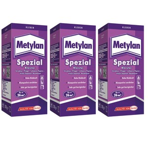 METYLAN KLEISTER SPEZIAL 3X200 G