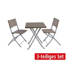 gardenline geflecht stapelstuhl von aldi s d ansehen. Black Bedroom Furniture Sets. Home Design Ideas